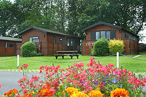 Riverside Holidays Pine Lodges