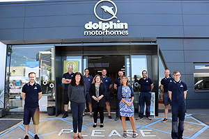 Dolphin Hampshire Team 2020